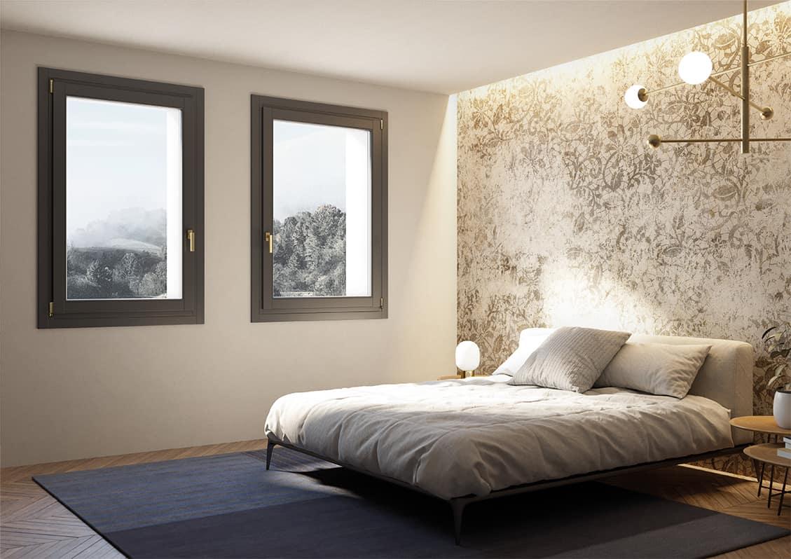 camera_da_letto_arredata_con_serramenti_finnova